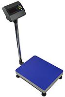 Товарные весы ЗЕВС ВПЕ-600-1(L0608), до 600 кг,  размер площадки 600х800 мм, индикатор А12L