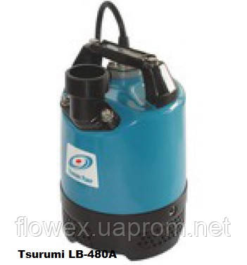 Насос дренажный Tsurumi LB-480A, фото 2
