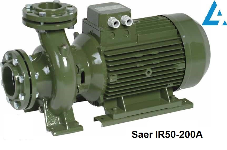 IR50-200А насос SAER