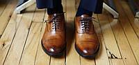 Чоловіче шкіряне взуття - 4 сезони