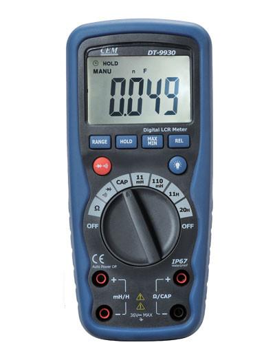 Цифровой мультиметр DT-9931