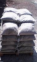 Песок фасованный в полиэтиленовых мешках 25 гк