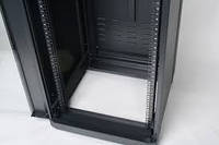 "Шкаф 19"" 45U. 610х865 мм (Ш*Г). усиленная. черный"