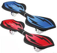 Скейт рипстик двухколесный скейт Ripstik RipSter