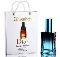 Мини парфюм Christian Dior Fahrenheit в подарочной упаковке 50 ml