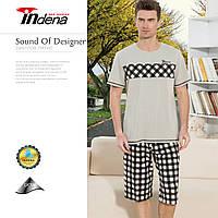 Мужской комплект (футболка + шорты) TM INDENA Арт.48005