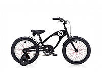 "Велосипед 16"" ELECTRA Straight 8 1 Boys' Matte black, фото 1"