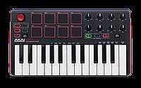 Akai MPK MINI MK2 USB/MIDI клавиатура, 25 динамических мини-клавиш
