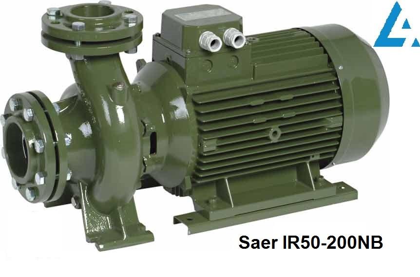 IR50-200NB насос SAER