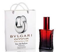Мини парфюм Bvlgari Omnia Crystalline в подарочной упаковке 50 ml