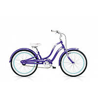 "Велосипед 20"" ELECTRA Hawaii Kids 1 Girl's Purple Metallic, фото 1"