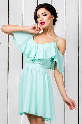 Женское летнее платье №122-359