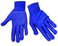 Перчатки рабочие трикотажные с точкой  (тонкие)