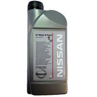 Масло трансмиссионное Nissan MATIC FLuid D/N DIII (1л) KE908-99931