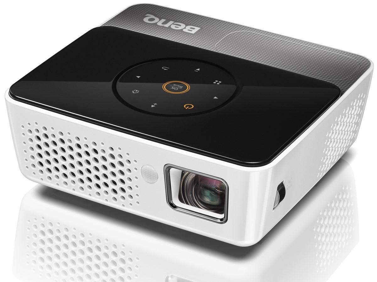 Мультимедийный проектор BenQ GP3 (9H.J8H77.39E)
