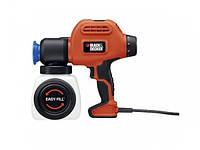 Black&Decker BDPS200-QS краскораспылитель электро для окрасочных работ