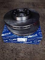Передние тормозные диски Volkswagen Caddy  MEYLE