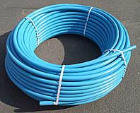 Труба полиэтиленовая Ø 32 мм (ПЭ 100 SDR 17), 10 атм, 2 мм толщина, бухта 200 м