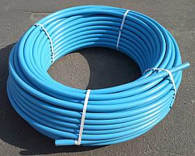 Труба полиэтиленовая Ø 32 мм, 10 атм, 2.4 мм толщина, бухта 200 м