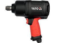 Yato YT-09571 пневматический гайковерт для откручивания колес под давлением