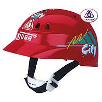 Шлем Защитный детский Красный