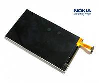 Дисплей (LCD) для Nokia 701, оригинал