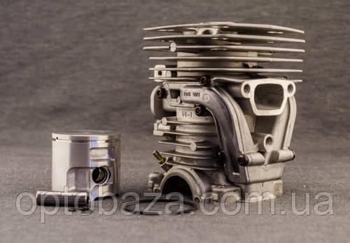 Цилиндро-поршневая группа (47 мм) для бензопил тип Husqvarna 455, 460, фото 2