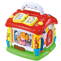 """Развивающая игрушка """"Говорящий домик"""" Joy Toy"""