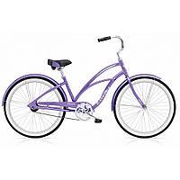 """Велосипед 26"""" ELECTRA Cruiser Lux 1 Ladies' Purple Metallic"""