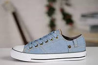 Converse Retro Light Blue Chuck Taylor​