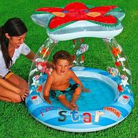 Детский  бассейн звездочка  Intex 57428 , фото 1