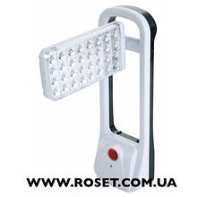 Светодиодная аккумуляторная лампа-трансформер  yj-6812