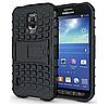 Противоударный бампер Splint для Samsung Galaxy S5 Active (SM-G870) - Black