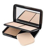 Компактная тройная пудра Chanel 3 in 1 Make-Up PPF 30  Vitamin E