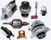 Ремонт и реставрация стартеров, генераторов, компрессоров