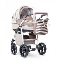 Детская коляска Anex Nixie 2 в 1 Nx03 Бежевый