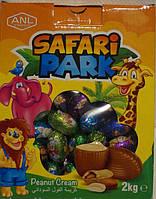 Шоколадные яйца Сафари парк Safari Park 2 кг