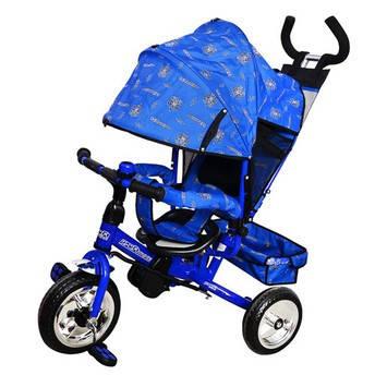 Детский трехколесный велосипед Profi Trike М 0448 - 7, фото 2