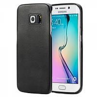 Чехол для Samsung Galaxy S6 Edge - Rock Vogue series, черный