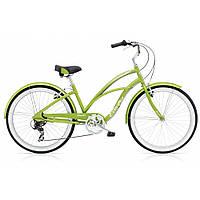 """Велосипед 26"""" ELECTRA Cruiser Lux 7D Ladies' Green Metallic"""