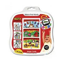 Комплект развивающих карточек K's Kids K-Magic Первые слова, 3 шт.