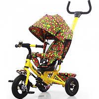 Выбор трехколесного велосипеда, быть или не быть...