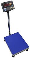 Товарные весы ЗЕВС ВПЕ-600-1(L0608), до 600 кг,  размер площадки 600х800 мм, индикатор А12Е