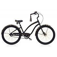 "Велосипед 26"" ELECTRA Glam Punk 3i Ladies Matte Black, фото 1"