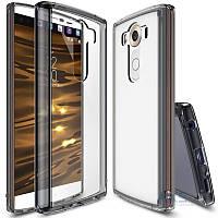 Чехол Ringke Fusion LG V10 H961S Smoke Black