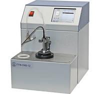 ПТФ-ЛАБ-12 Автоматический аппарат для определения предельной температуры фильтруемости на холодном фильтре с и