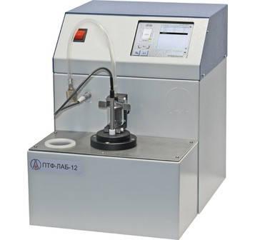 ПТФ-ЛАБ-12 Автоматический аппарат для определения предельной температуры фильтруемости на холодном фильтре с и, фото 2