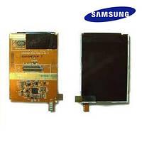 Дисплей (LCD) для Samsung D600, оригинал