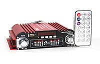 Усилитель UKC DJ-450 - USB, SD-карта, MP3 Гарантия!
