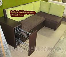 Кухонний куточок зі спальним місцем від виробника м'яких меблів